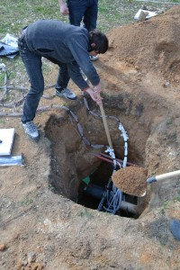 Měření tepelných ztrát na potrubních sítích